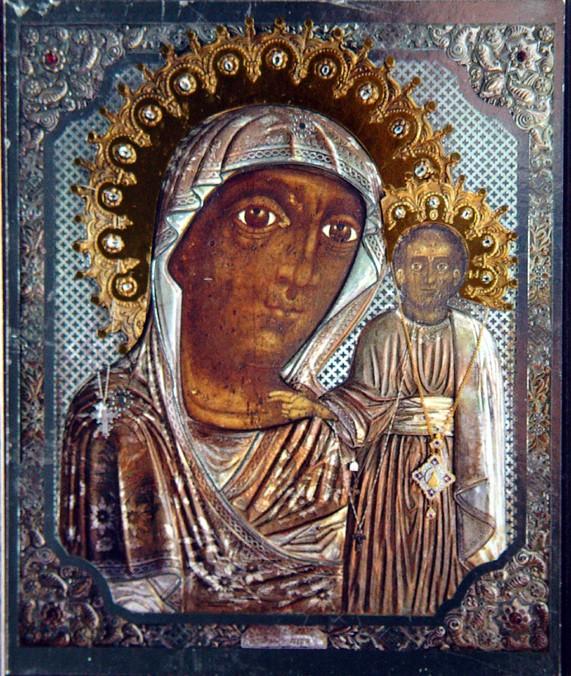 Сегодня праздник иконы божьей матери