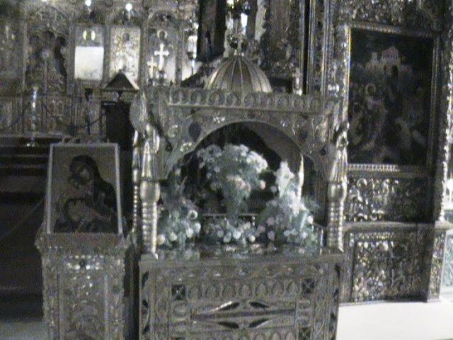 Глава Св.Лазаря
