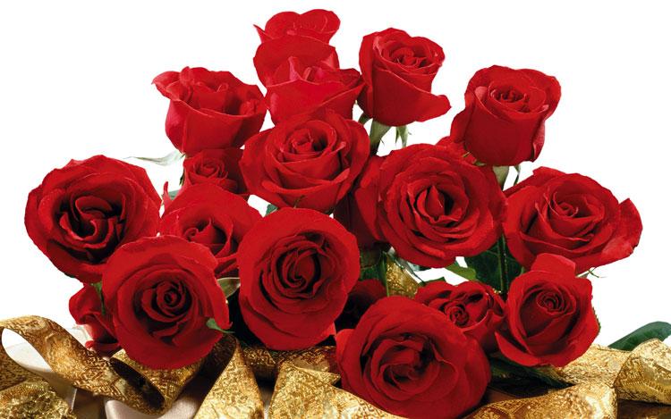 Цветы самой красивой девушке картинки 6