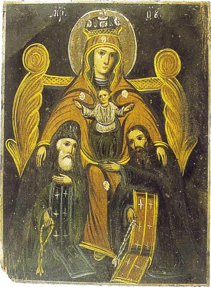 ченстоховская икона божией матери:
