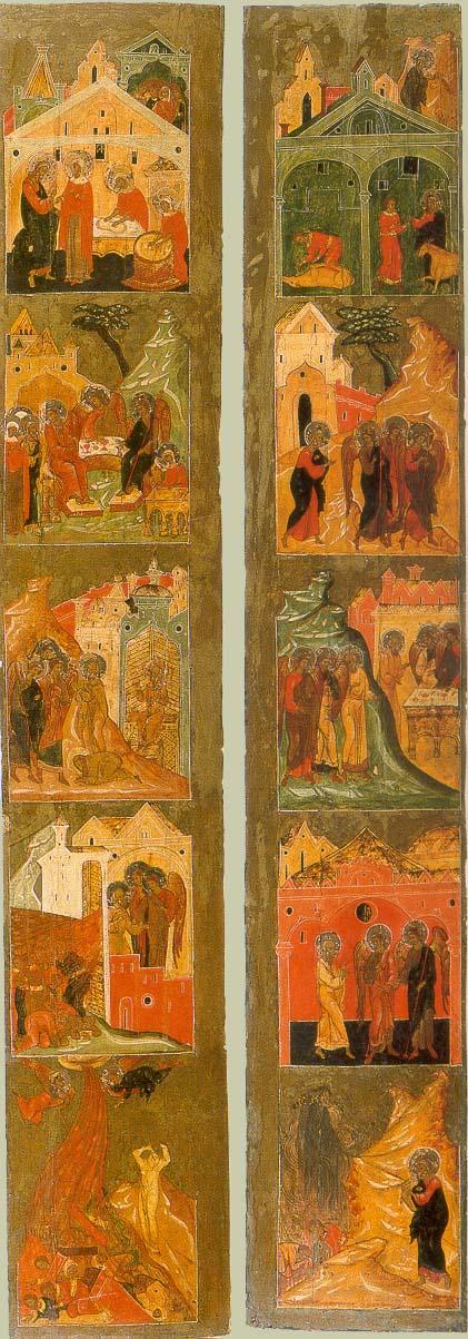 Клейма иконы Святая Троица: www.cirota.ru/forum/view.php?subj=30470&order=asc&pg=7