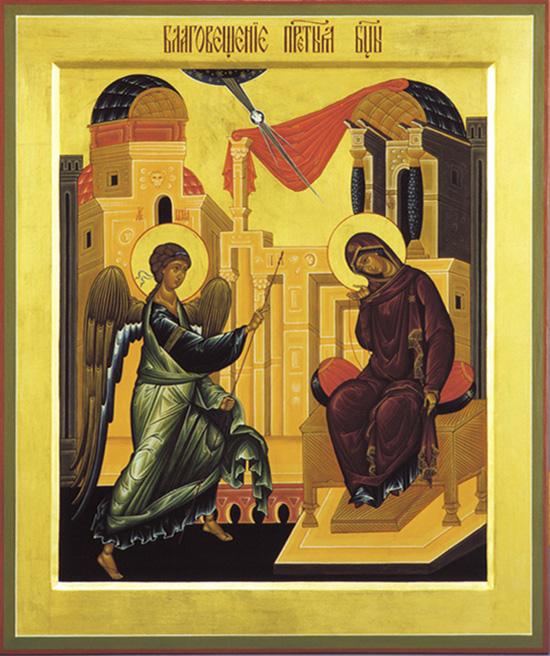 символика иконы:
