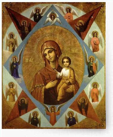 В 1887 г. была упразднена церковь Неопалимой Купины в связи с включением ее объема в соборный придел во имя Казанской...