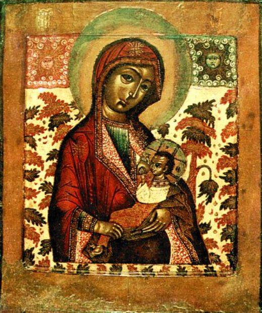 Иконе Божией Матери Ключ Разумения