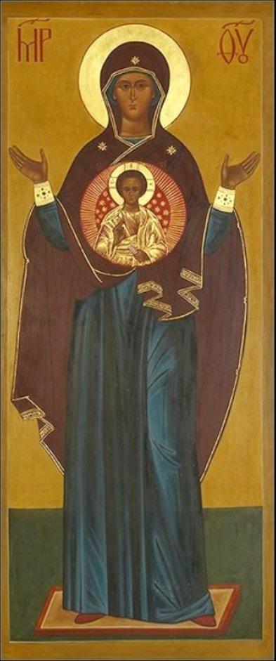 икона оранта: