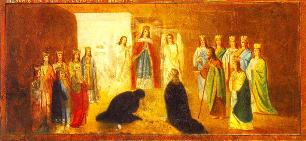 53426 - ИКОНА БОЖИЕЙ МАТЕРИ на иконах... (в дополнение ...