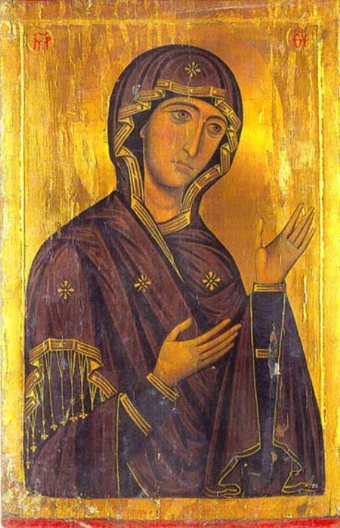 иконы 12 века: