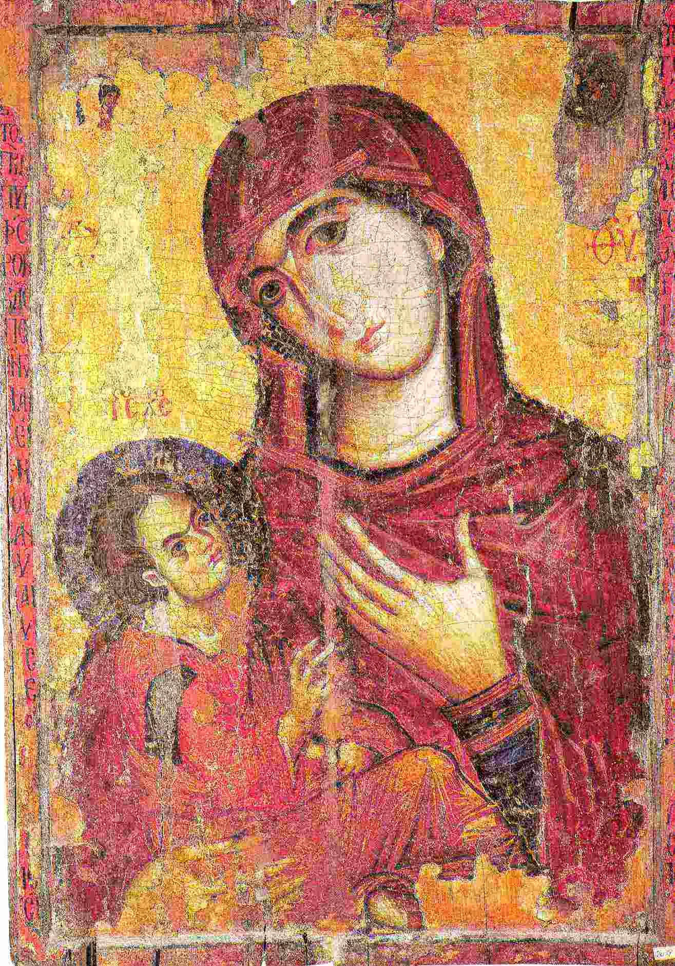византийская живопись:
