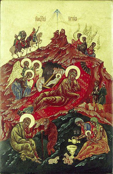 рождественнский пост