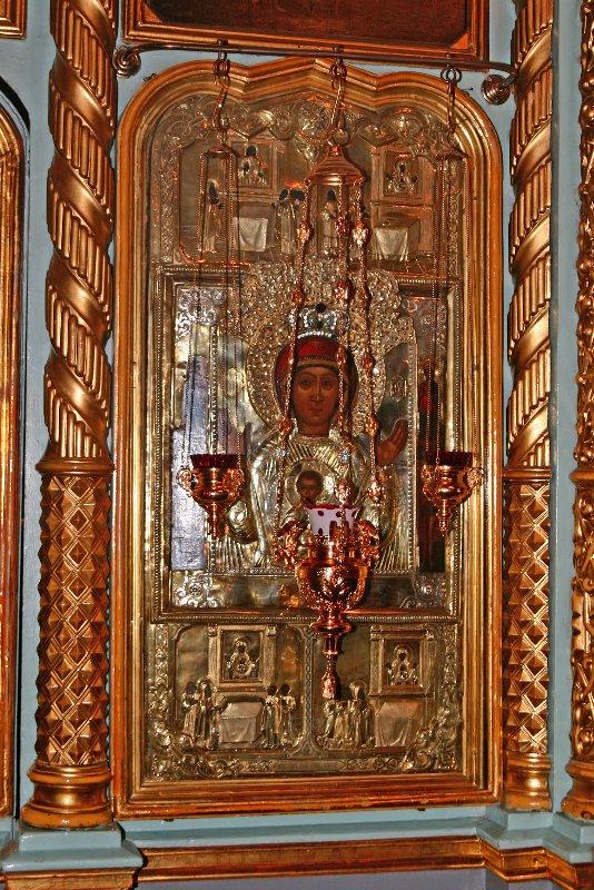 знаменская икона: