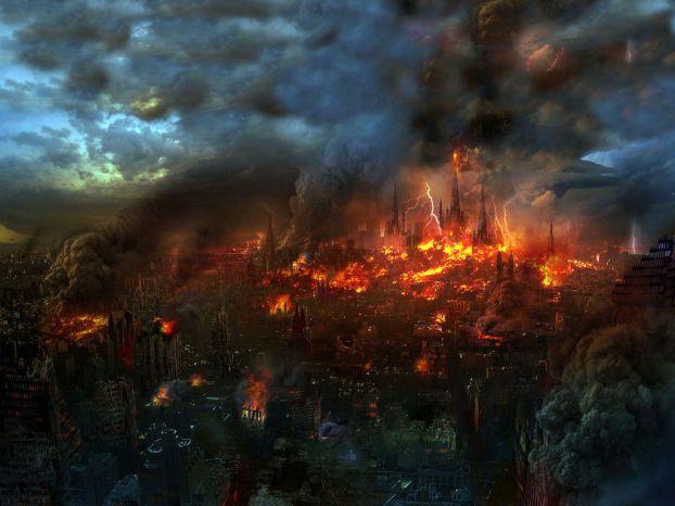 Что конец света наступит 22 сентября 2012