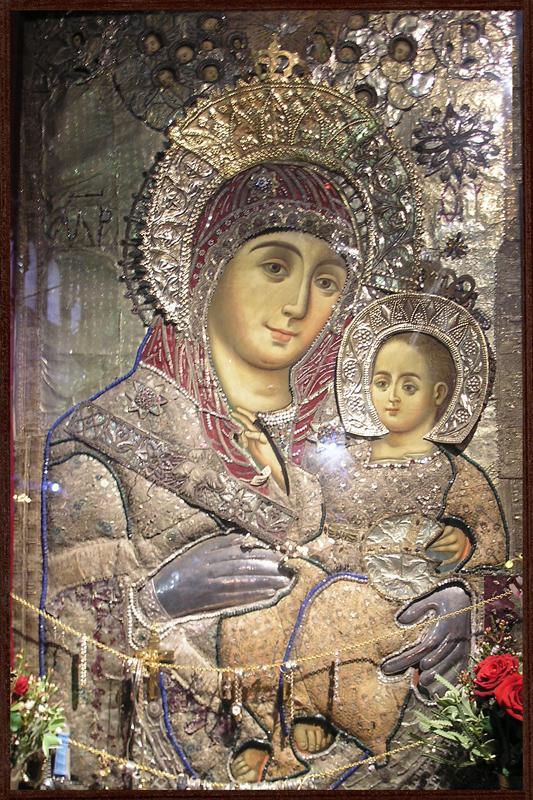 Тайланд вифлеемская богородица на ней рука Работу