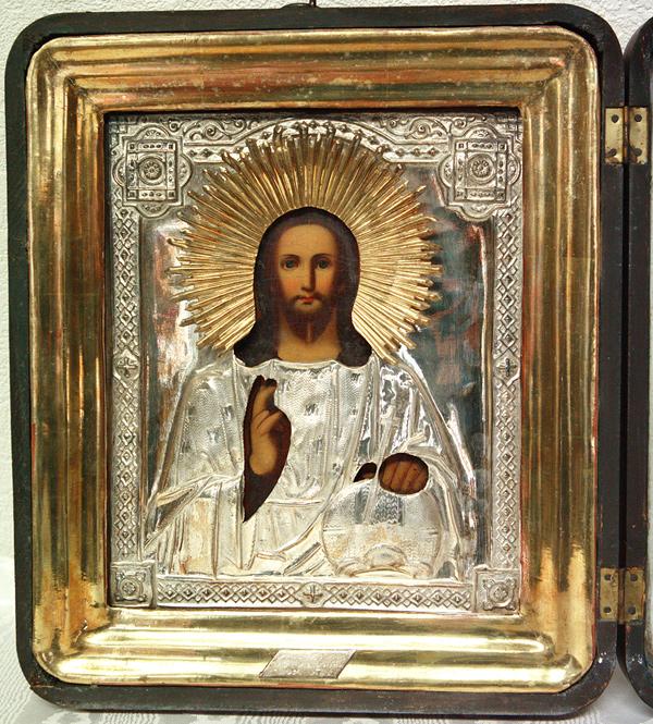 Самая старая икона иисуса