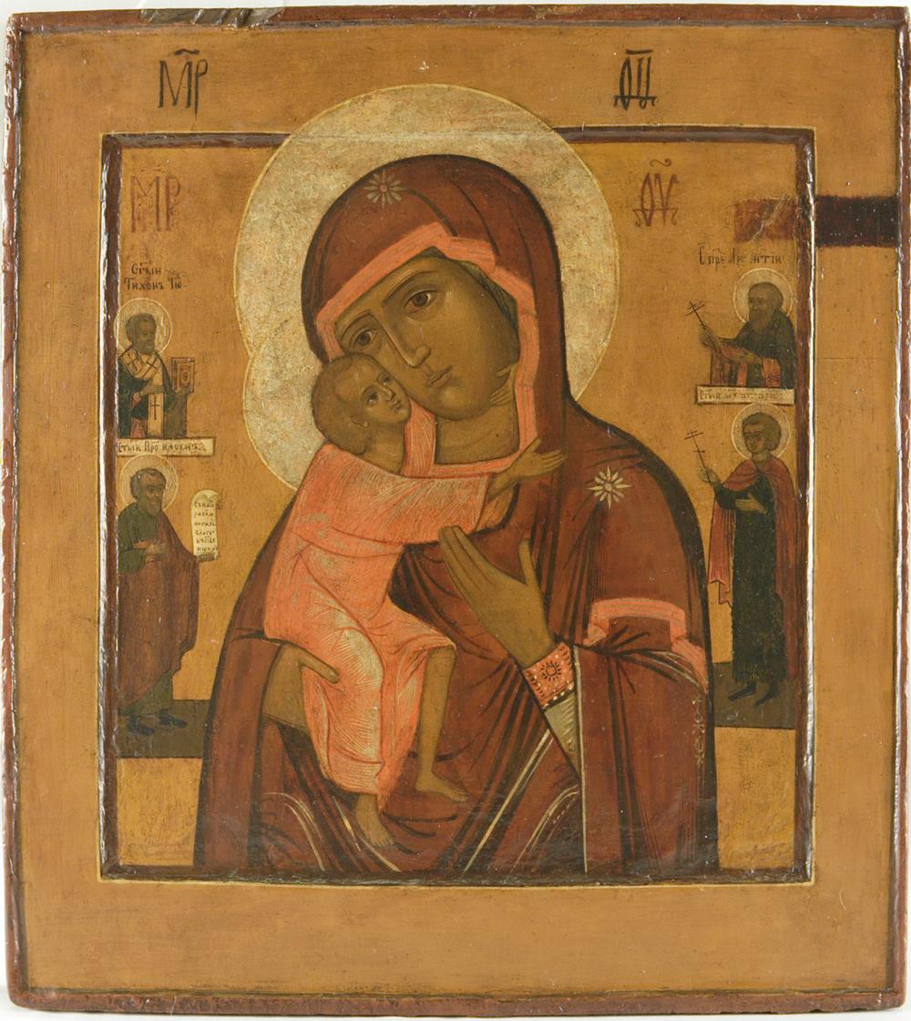 феодоровская икона в москве: