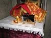 Георгия Победоносца в лавке при епархиальном Управлении преобретены Дароносица, крестильный ящик, комплект красных...